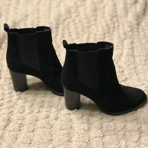 14th & Union black leather boots